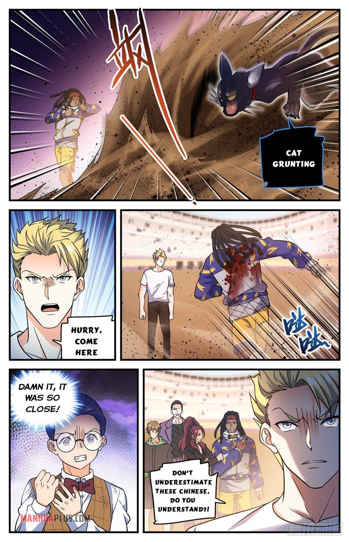 Versatile Mage Chapter 723 page 8 - Mangakakalots.com