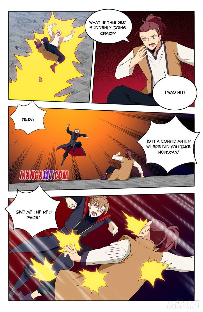 Strongest Anti M.e.t.a Chapter 388 page 12 - Mangakakalots.com