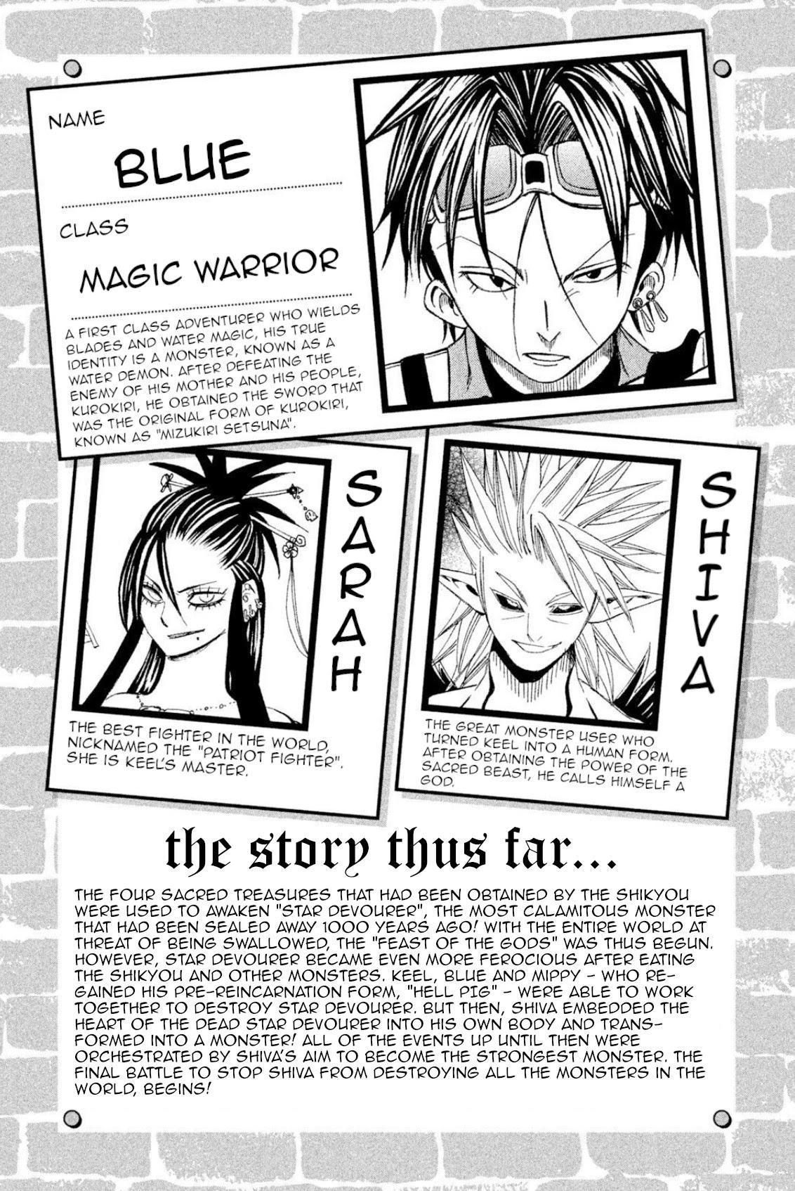 Buster Keel! Chapter 44: Shadowy Soloist (Part 2) page 6 - Mangakakalots.com