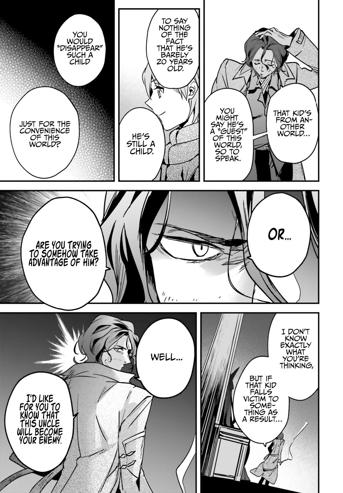 I Was Caught Up In A Hero Summoning, But That World Is At Peace Chapter 26 page 37 - Mangakakalots.com