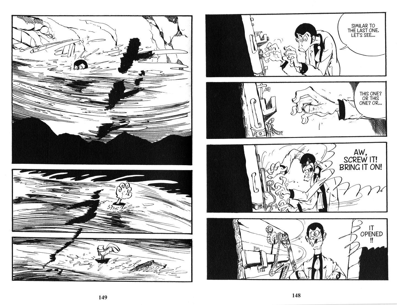 Lupin Iii Vol.13 Chapter 103: A Treasure To Serve page 10 - Mangakakalots.com