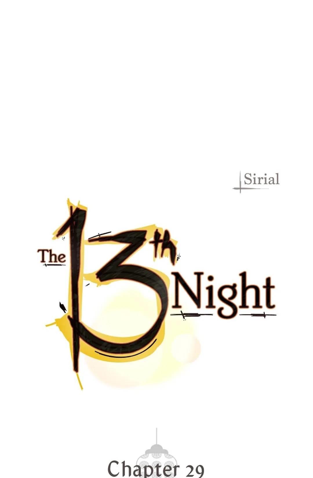 The 13Th Night Chapter 29 page 1 - Mangakakalots.com