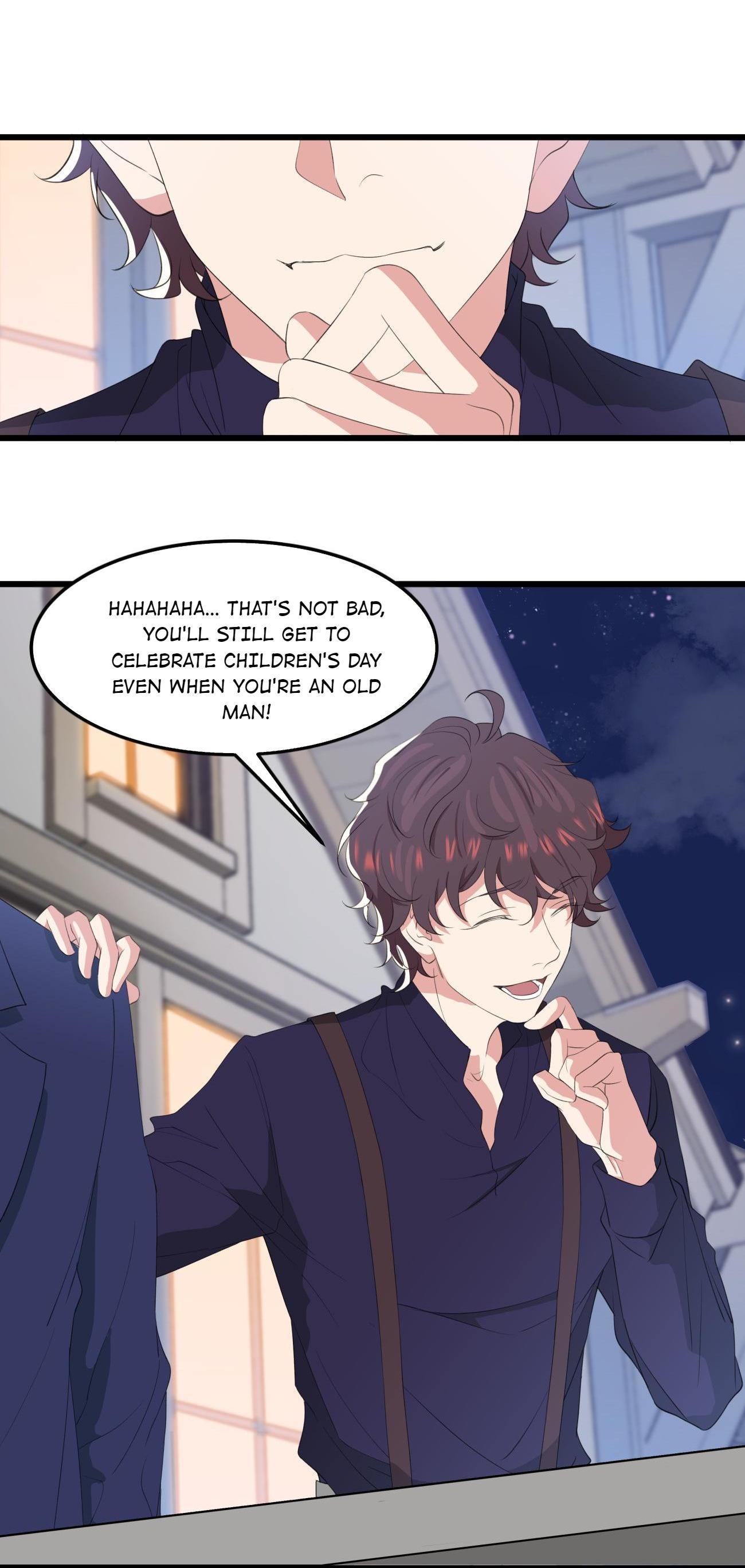 In The Starry Depths Chapter 26: Birthday Gift page 33 - Mangakakalots.com