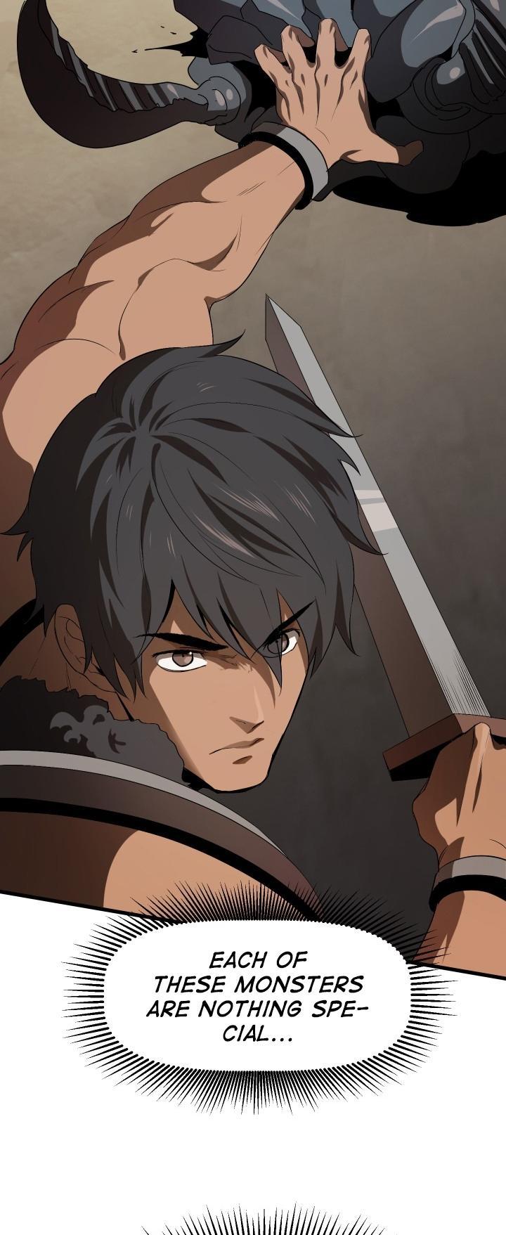 Survival Story Of A Sword King In A Fantasy World Chapter 55 page 63 - Mangakakalots.com