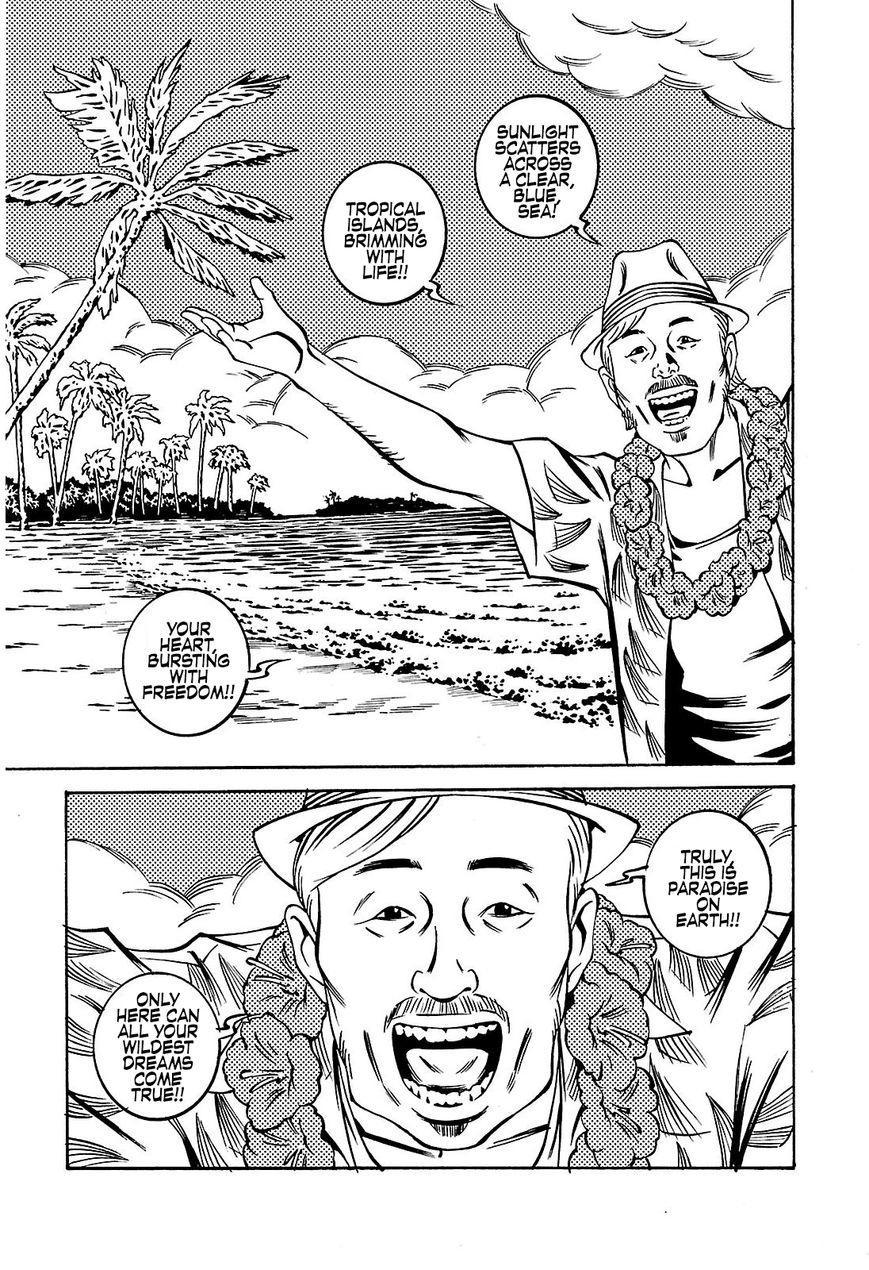 Deathco Chapter 6 : Paradise Tour 1 page 1 - Mangakakalots.com