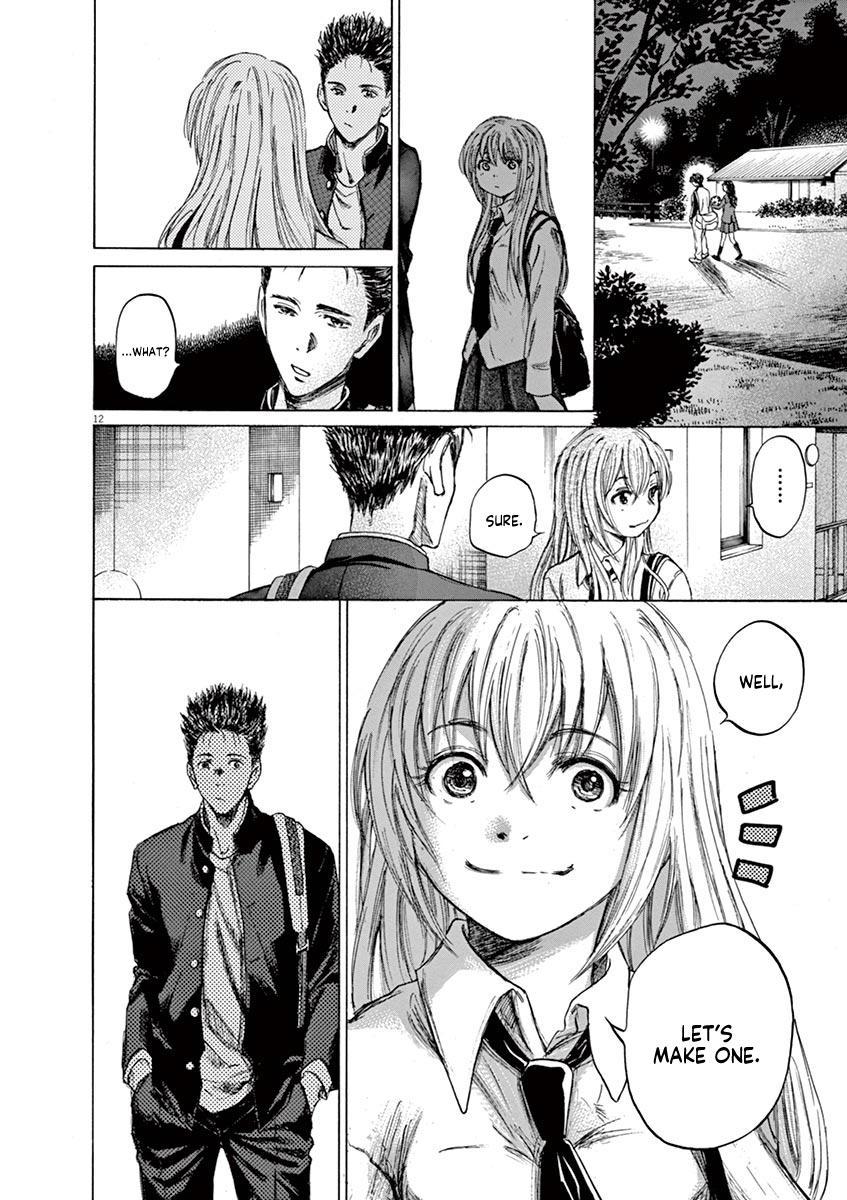 Ao Ashi Vol.7 Chapter 72: Ant page 13 - Mangakakalots.com