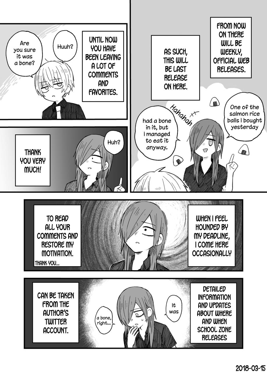 School Zone Chapter : Twitter Extras Until 2020-10-04 page 4 - Mangakakalots.com