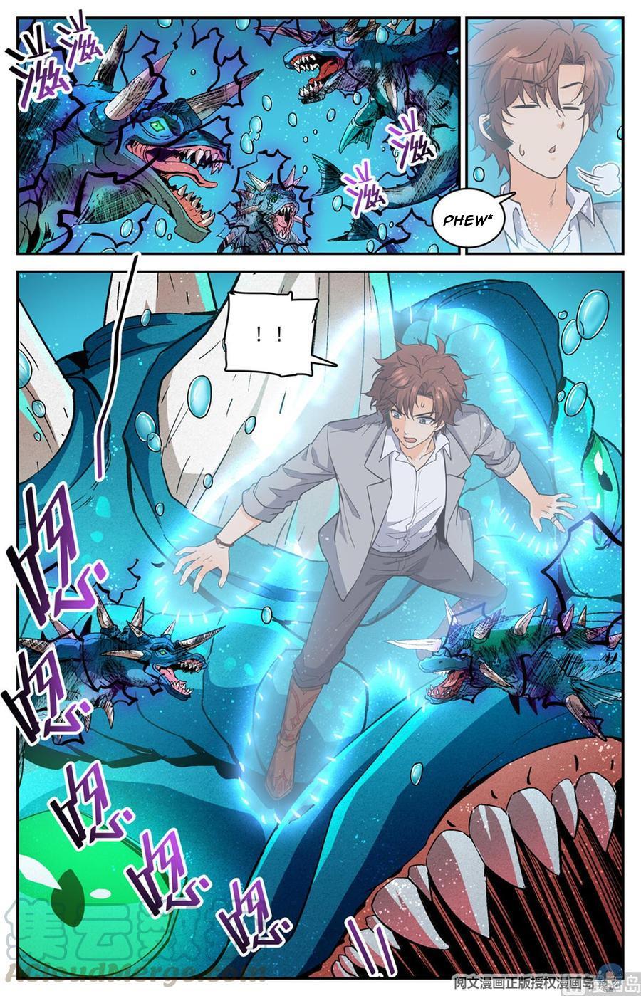 Versatile Mage Chapter 647 page 9 - Mangakakalots.com
