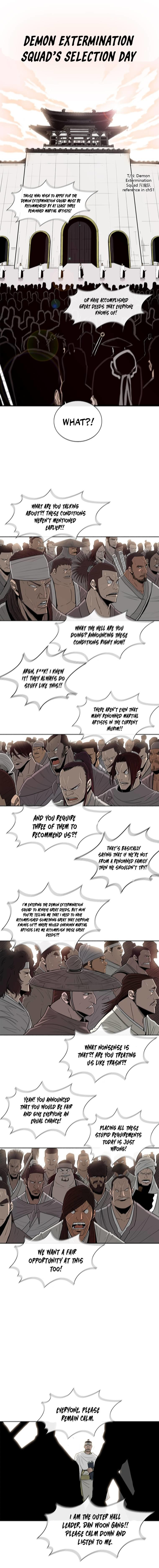 Legend Of The Northern Blade Chapter 99 page 2 - Mangakakalot