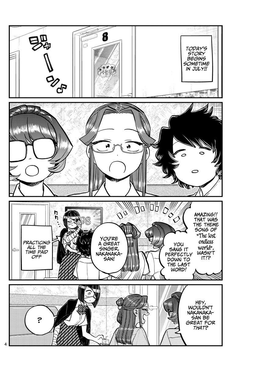 Komi-San Wa Komyushou Desu Chapter 235: Band page 4 - Mangakakalot