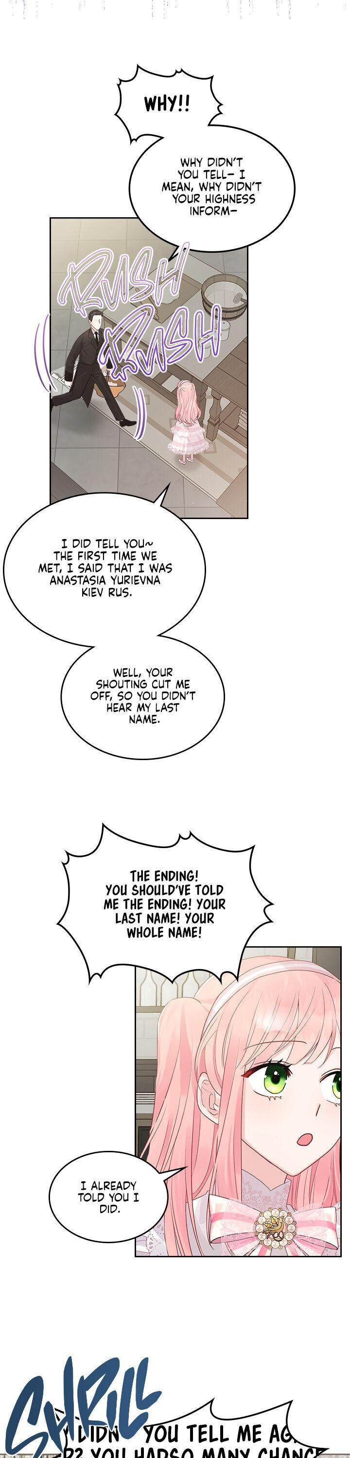 The Villainous Princess Wants To Live In A Gingerbread House Chapter 25 page 4 - Mangakakalots.com