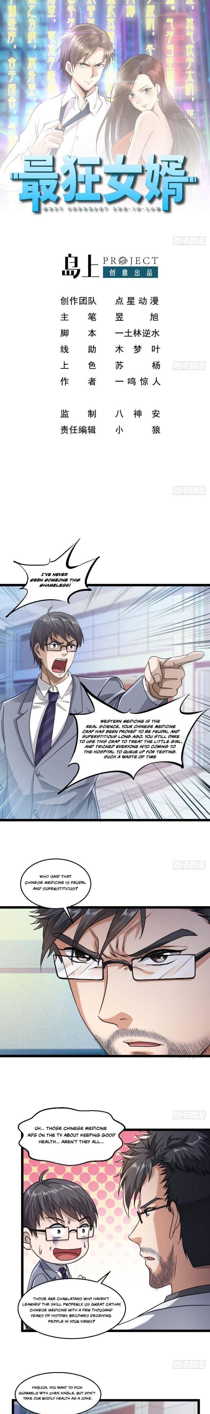 Capital's Most Crazy Doctor Chapter 25 page 2 - Mangakakalots.com