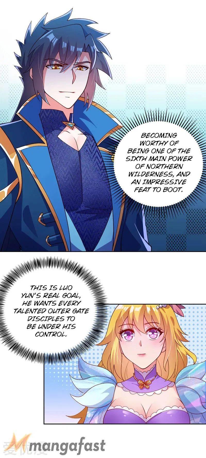 Spirit Sword Sovereign Chapter 375 page 13 - Mangakakalots.com