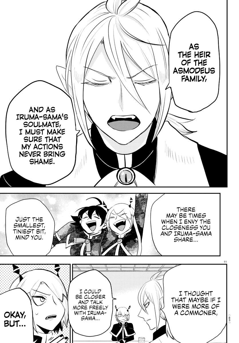 Mairimashita! Iruma-Kun Chapter 211: Between Friends page 11 - Mangakakalots.com