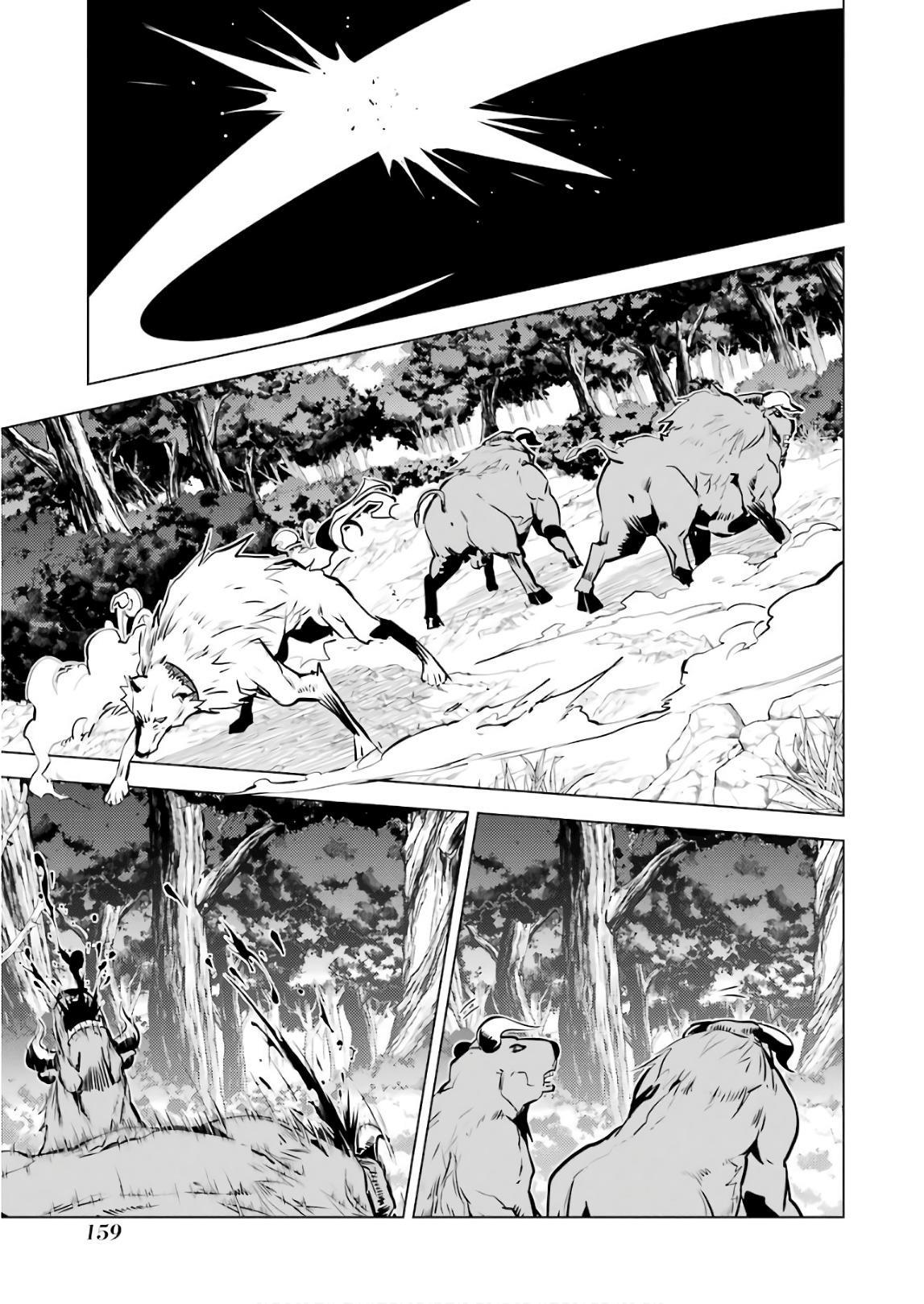 Tensei Kenja No Isekai Raifu ~Daini No Shokugyo Wo Ete, Sekai Saikyou Ni Narimashita~ Vol.5 Chapter 15: I Was Being Pursued page 35 - Mangakakalots.com