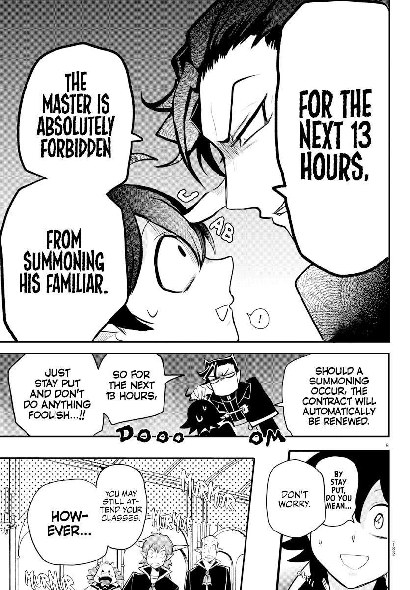 Mairimashita! Iruma-Kun Chapter 217: Naberius Kalego's 13 Hours: Part 1. page 9 - Mangakakalots.com