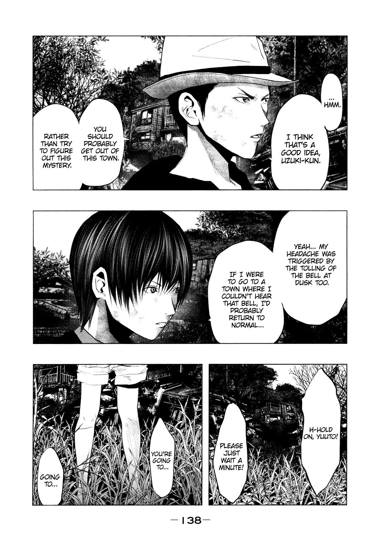 Kasouba No Nai Machi Ni Kane Ga Naru Toki Chapter 93: Let's Leave Mitozu page 7 - Mangakakalots.com