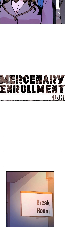 Mercenary Enrollment Chapter 43 page 6 - Mangakakalots.com