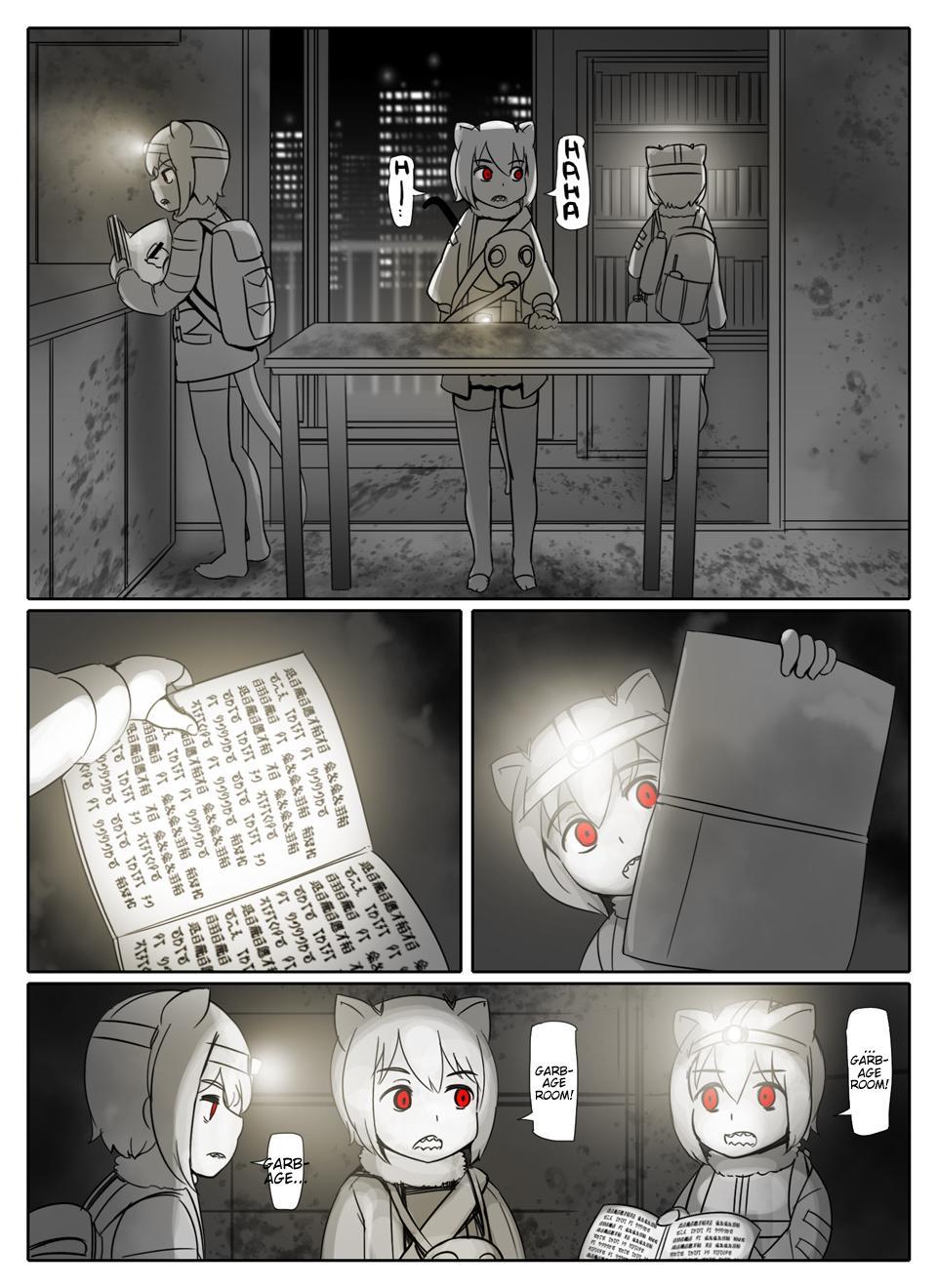 Raccoon-San Mansion Chapter 19 page 1 - Mangakakalots.com