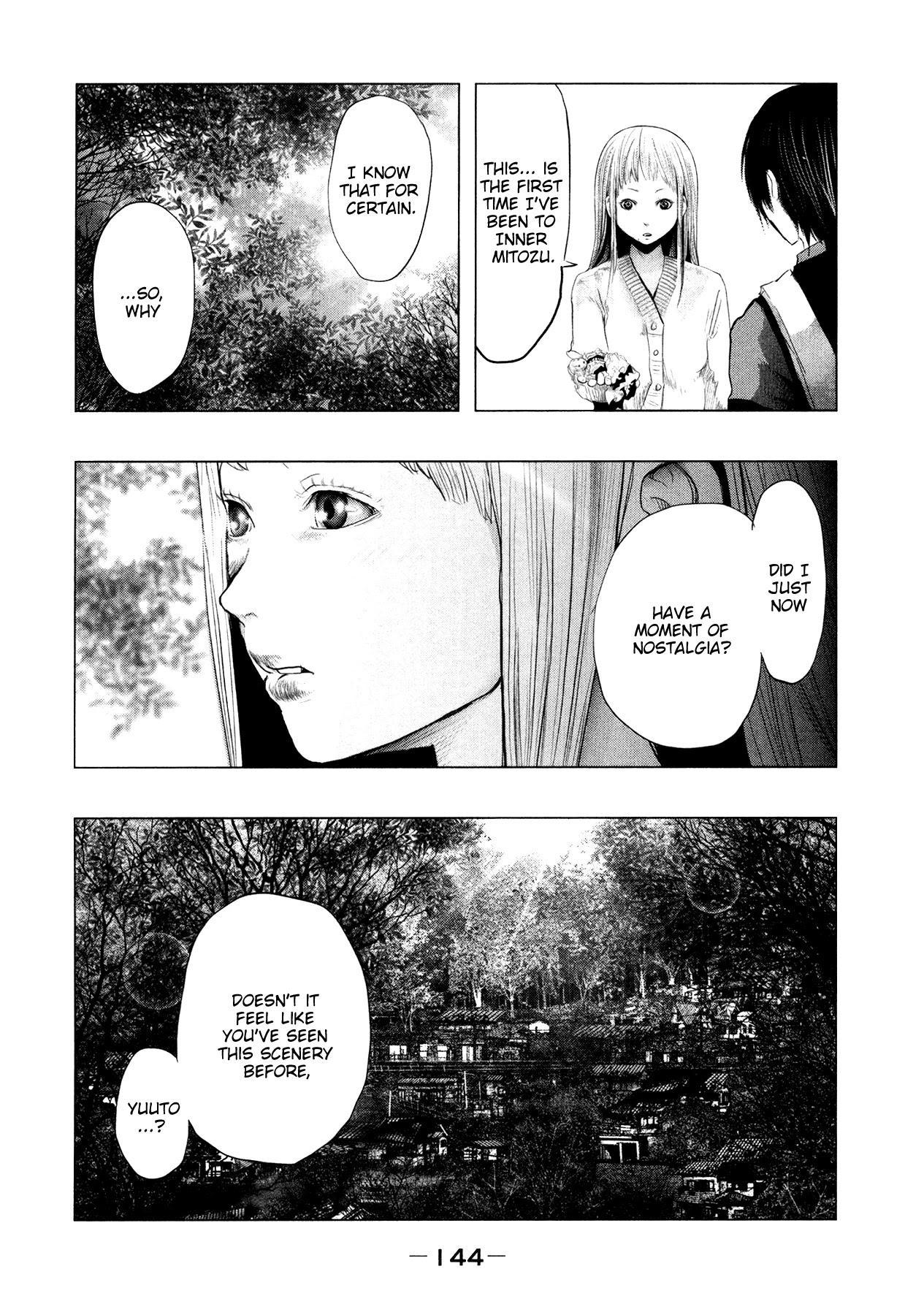 Kasouba No Nai Machi Ni Kane Ga Naru Toki Chapter 93: Let's Leave Mitozu page 13 - Mangakakalots.com