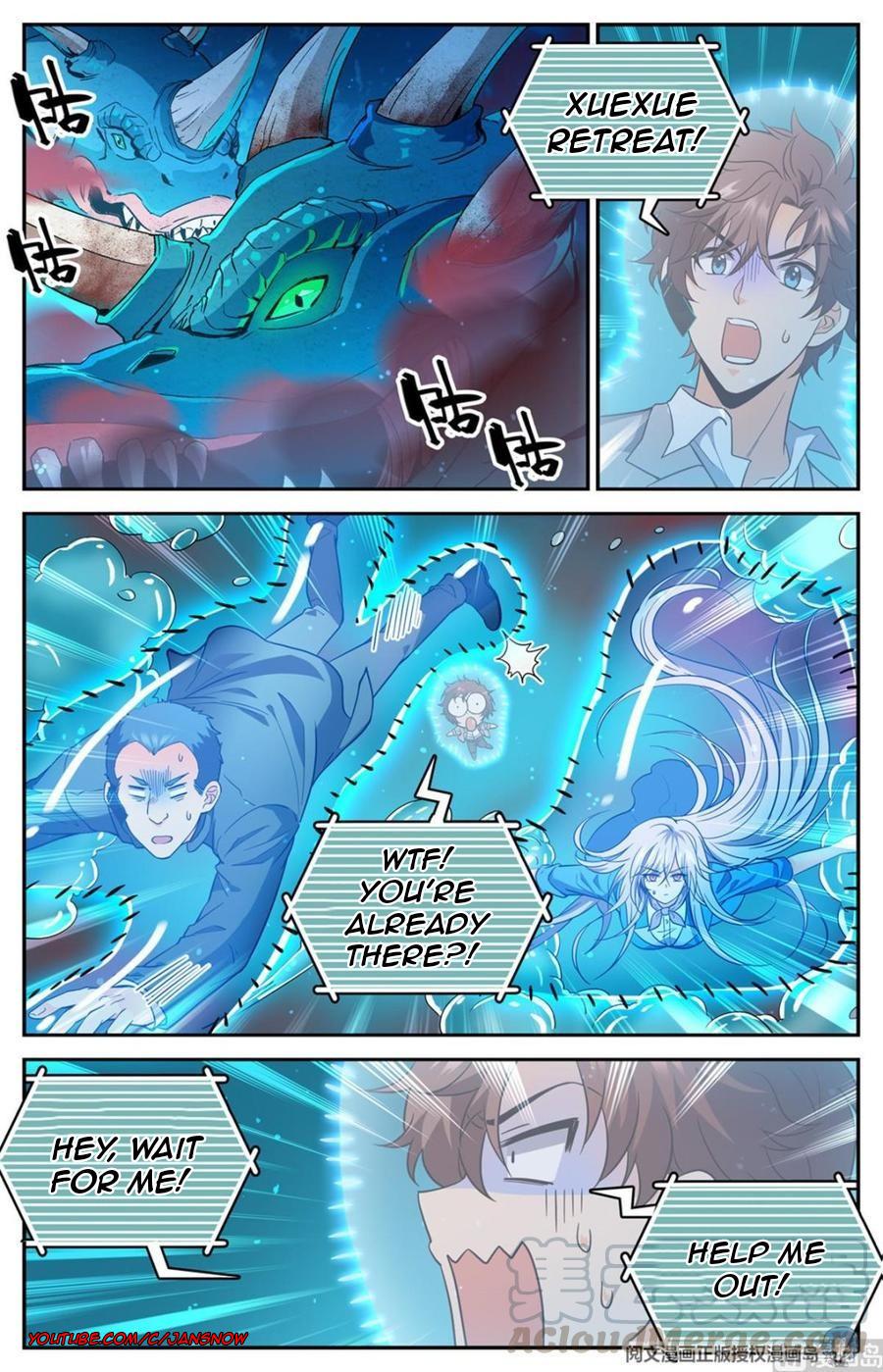 Versatile Mage Chapter 647 page 7 - Mangakakalots.com