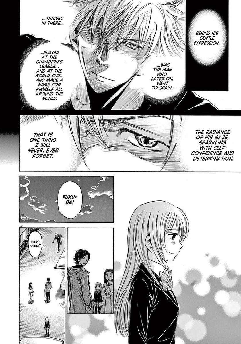 Ao Ashi Vol.4 Chapter 35: Hana's Recollectiom page 12 - Mangakakalots.com