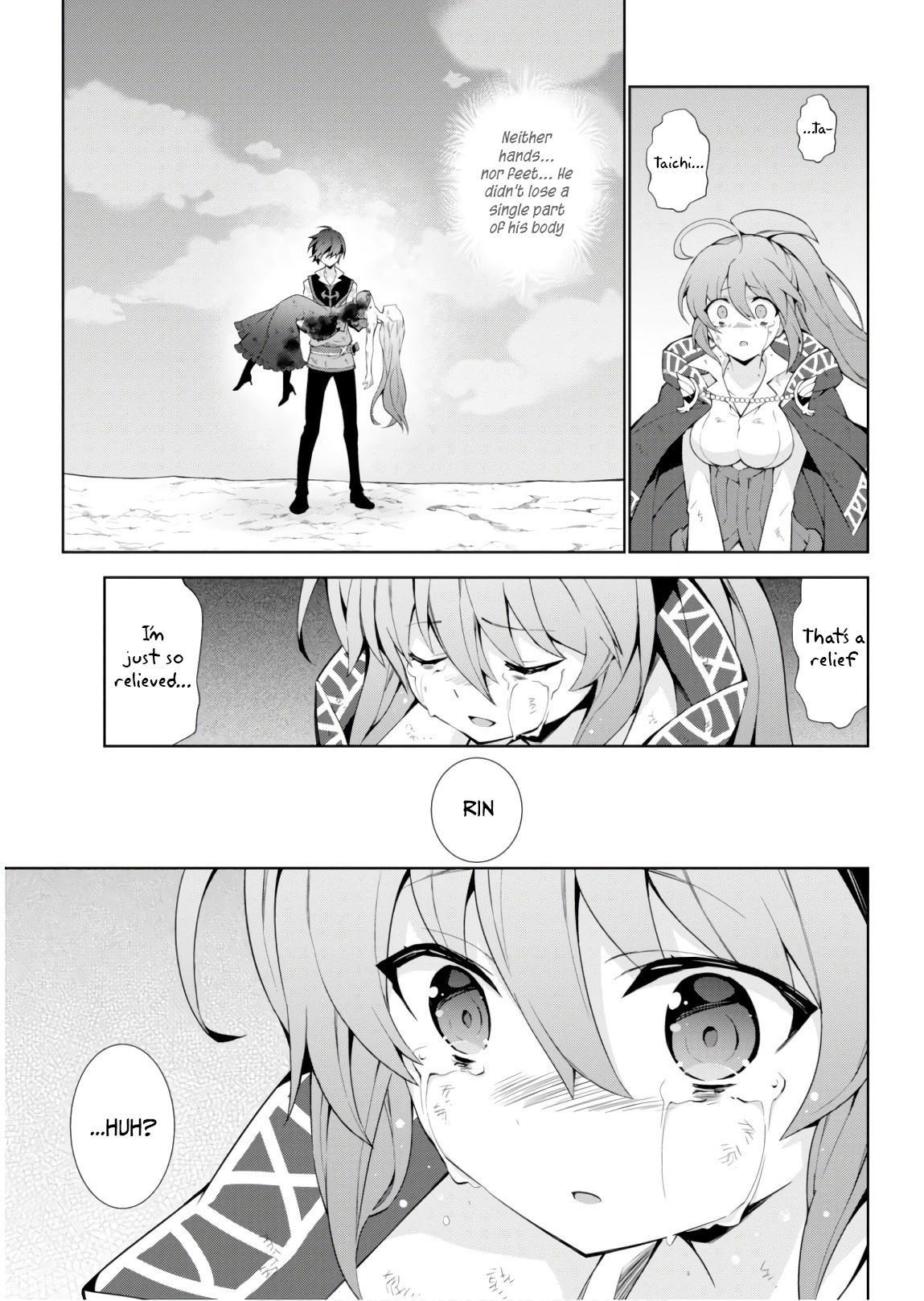 Isekai Cheat Magician Chapter 29 page 5 - Mangakakalots.com