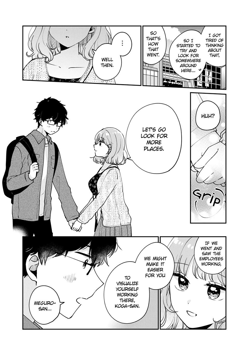 It's Not Meguro-San's First Time Chapter 48: A Place That's Right For You page 5 - Mangakakalots.com