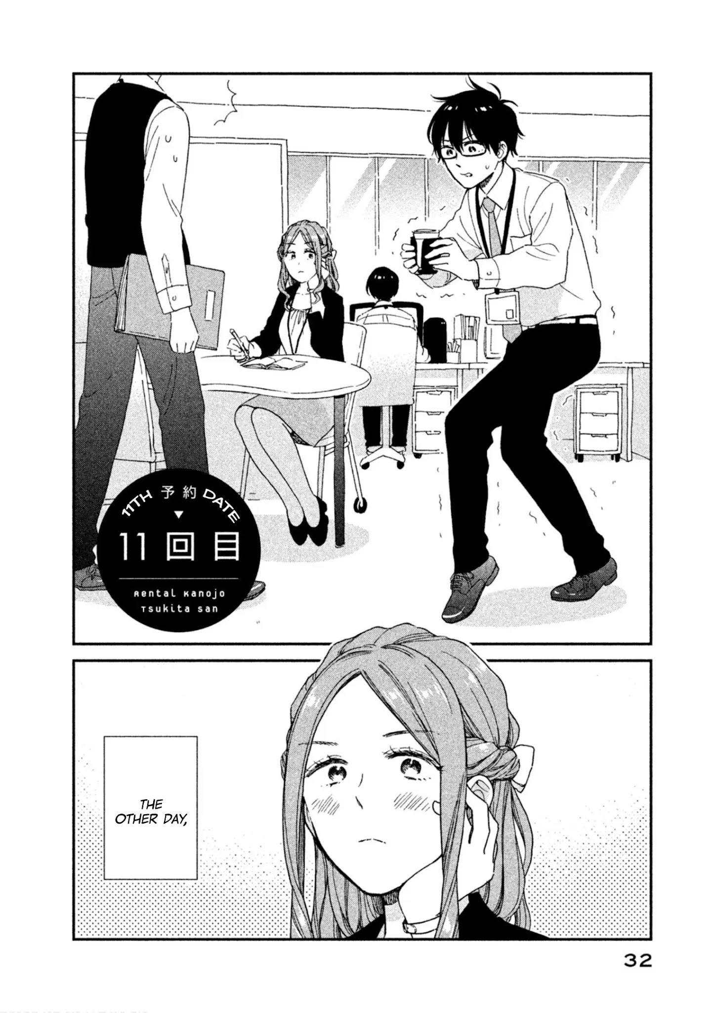 Rental Girlfriend Tsukita-San Chapter 11: 11Th Date page 2 - Mangakakalots.com