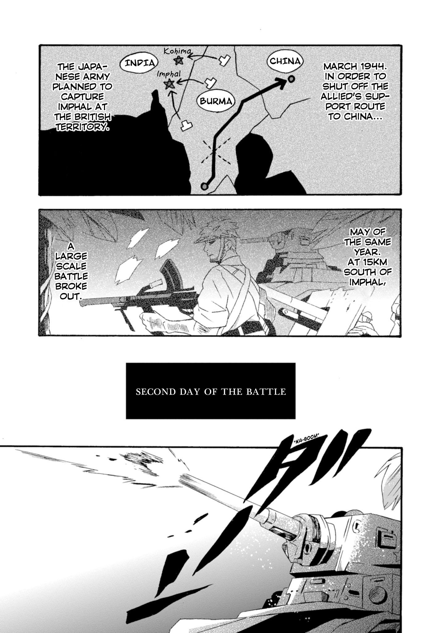 Will You Marry Me Again If You Are Reborn? Vol.4 Chapter 18: This Is War page 6 - Mangakakalots.com