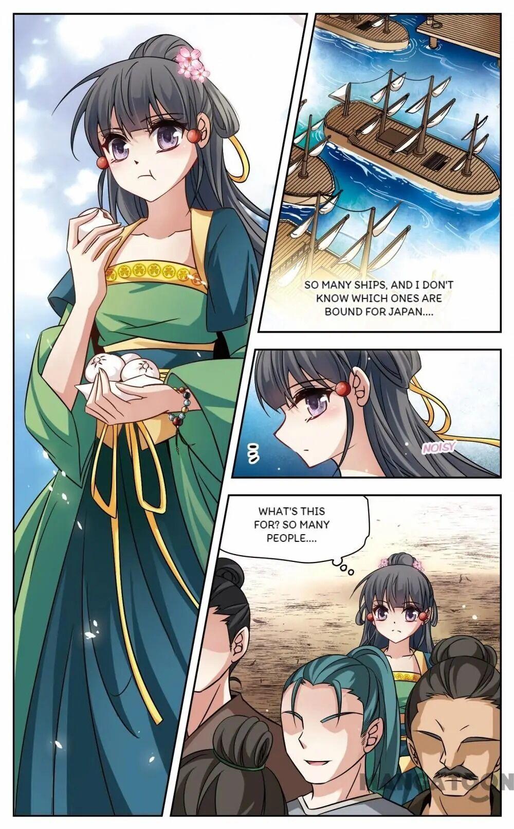 The Journey Chapter 169 page 3 - Mangakakalots.com