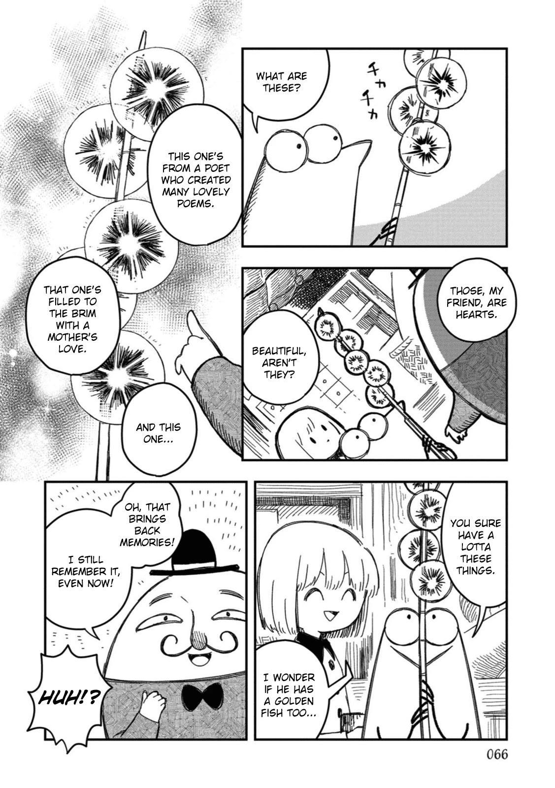 Rojica To Rakkasei Chapter 21: A Beautiful Heart page 4 - Mangakakalots.com