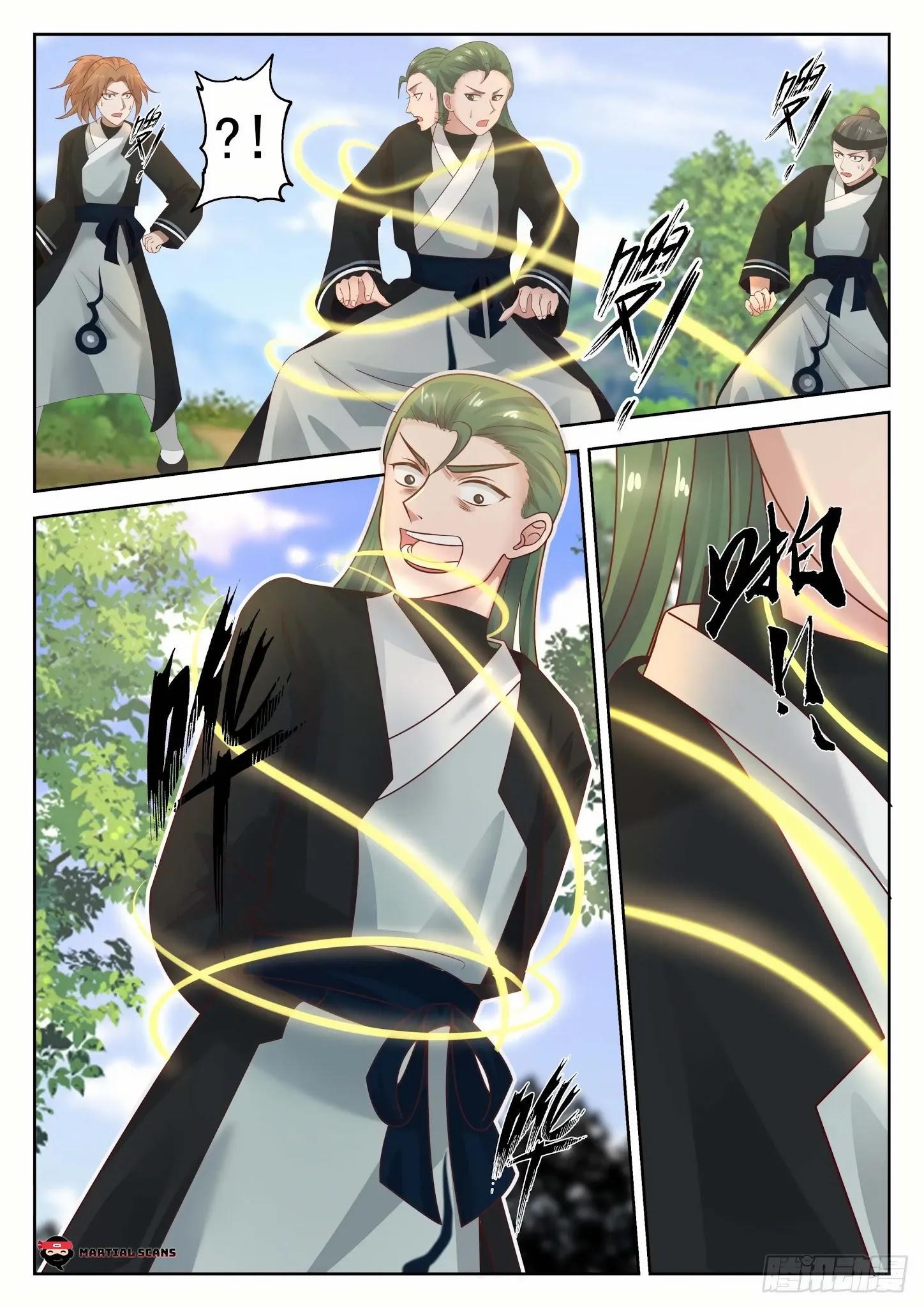 Martial Peak Chapter 1263: Had Eyes But Failed To See page 6 - Mangakakalots.com