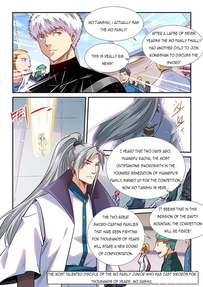 Forty Millenniums Of Cultivation Chapter 305 page 4 - Mangakakalots.com
