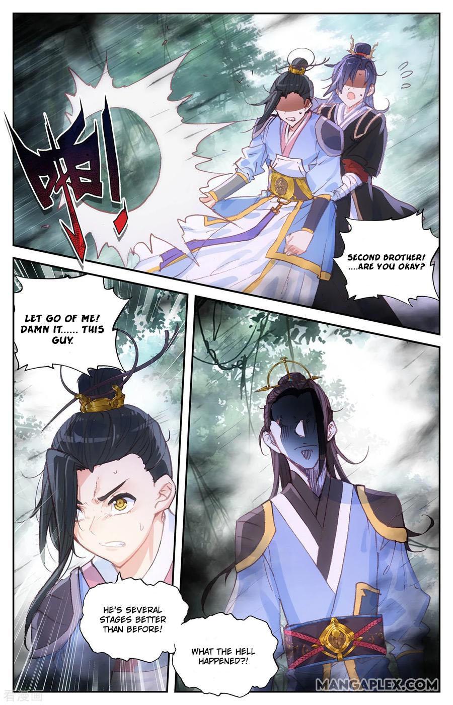The Heaven's List Chapter 60.5: Three Brothers (2) page 2 - Mangakakalots.com