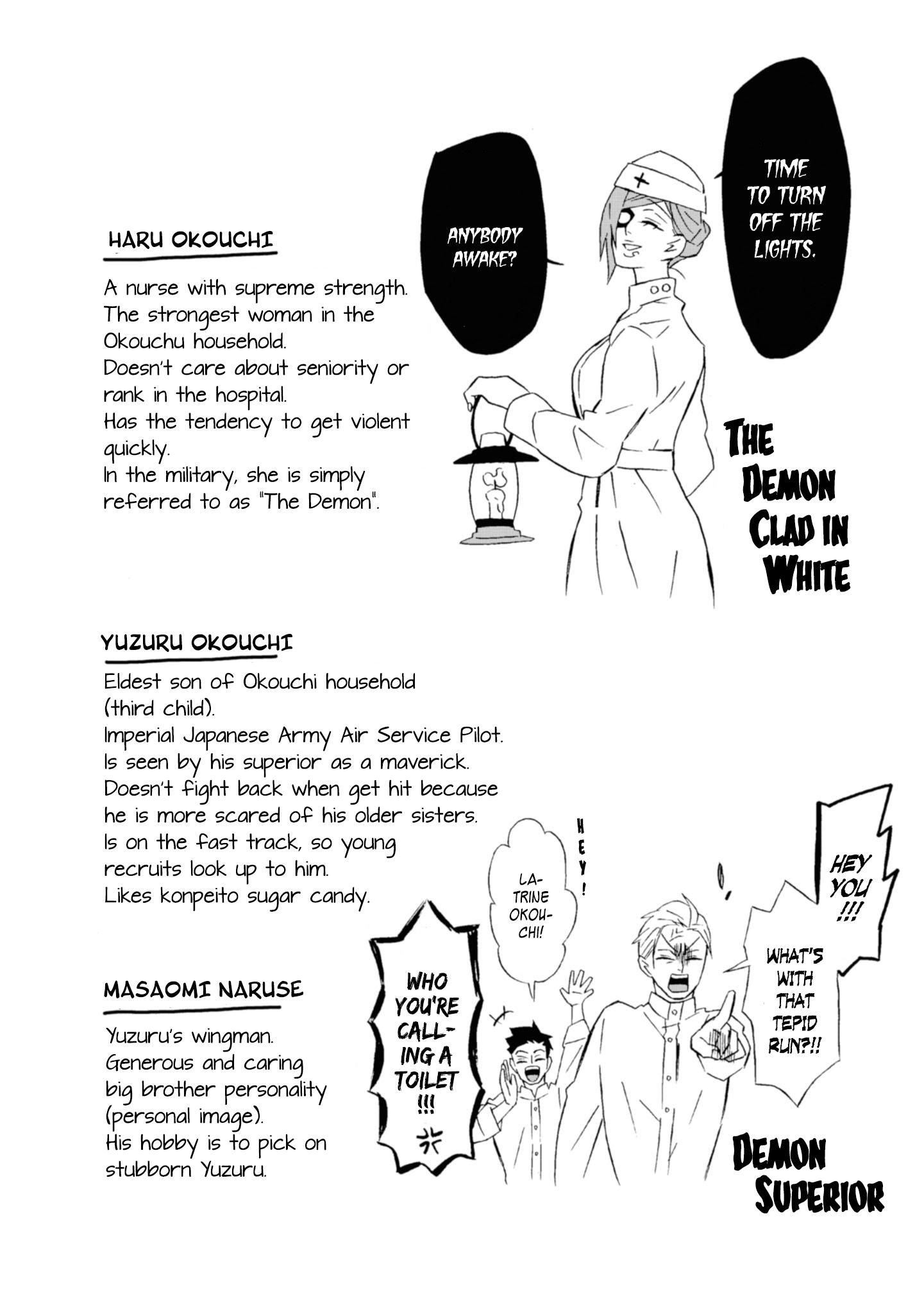Will You Marry Me Again If You Are Reborn? Vol.3 Chapter 17.5: Extras page 6 - Mangakakalots.com
