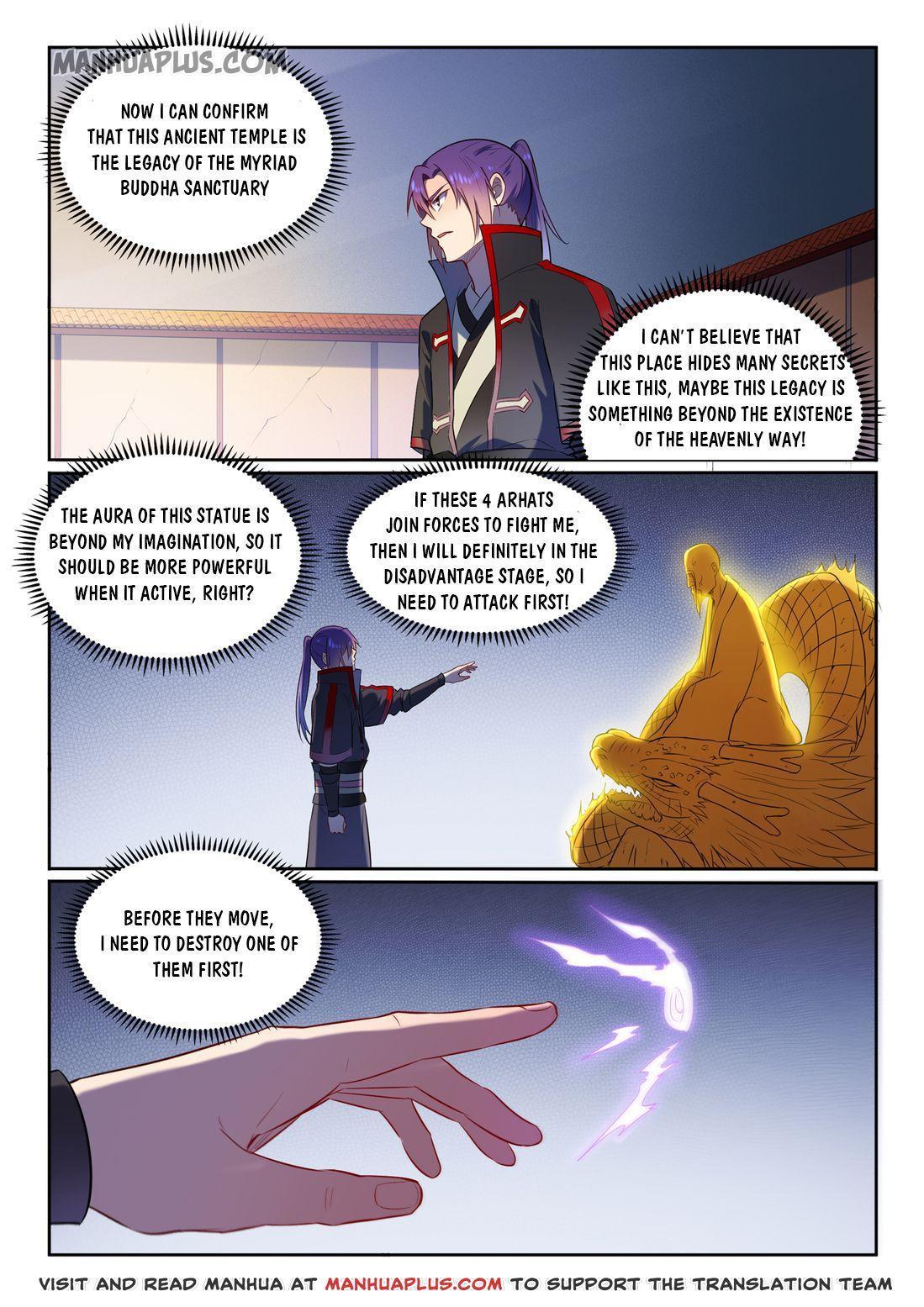 Apotheosis Chapter 590 page 9 - Mangakakalots.com