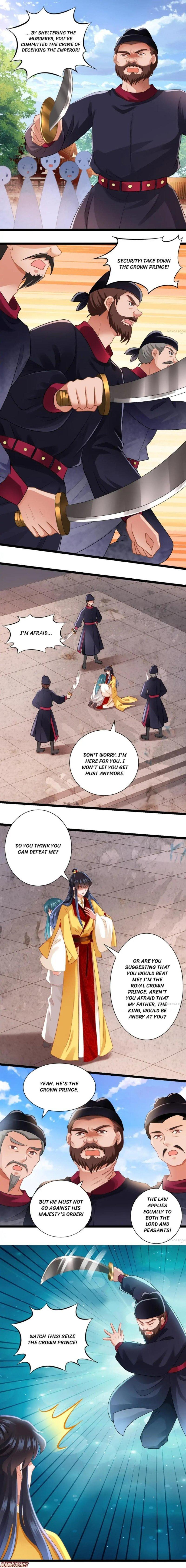 What? The Crown Prince Is Pregnant! Chapter 164 page 3 - Mangakakalots.com