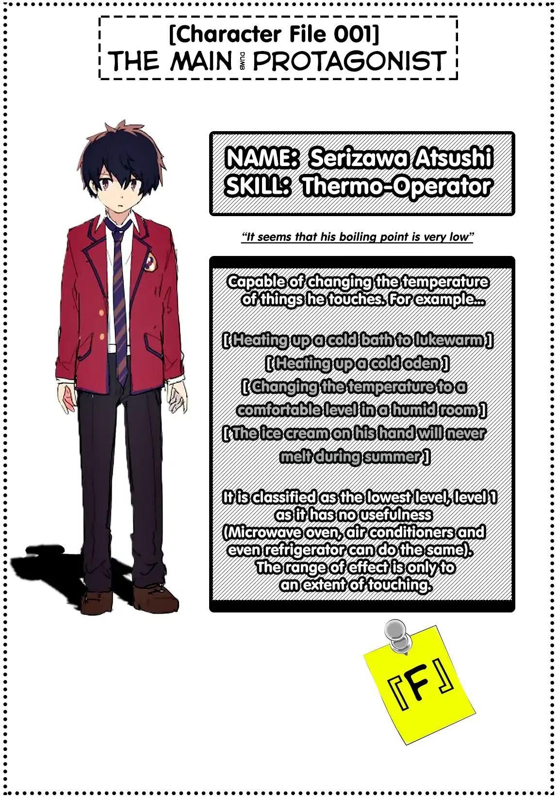 I, Who Possessed A Trash Skill 【Thermal Operator】, Became Unrivaled. Chapter 2 page 2 - Mangakakalots.com