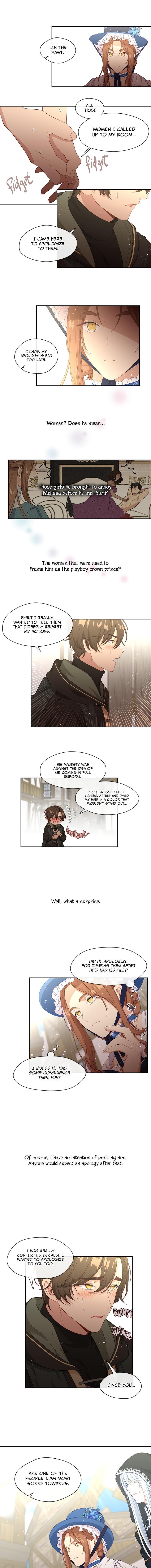 Beware Of The Villainess! Chapter 57 page 4 - Mangakakalots.com