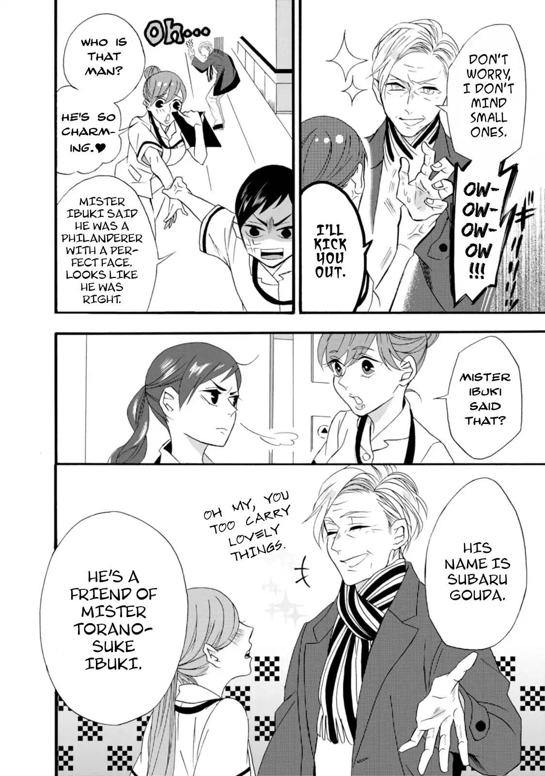 Will You Marry Me Again If You Are Reborn? Vol.1 Chapter 5: Stranger Than Fiction page 4 - Mangakakalots.com