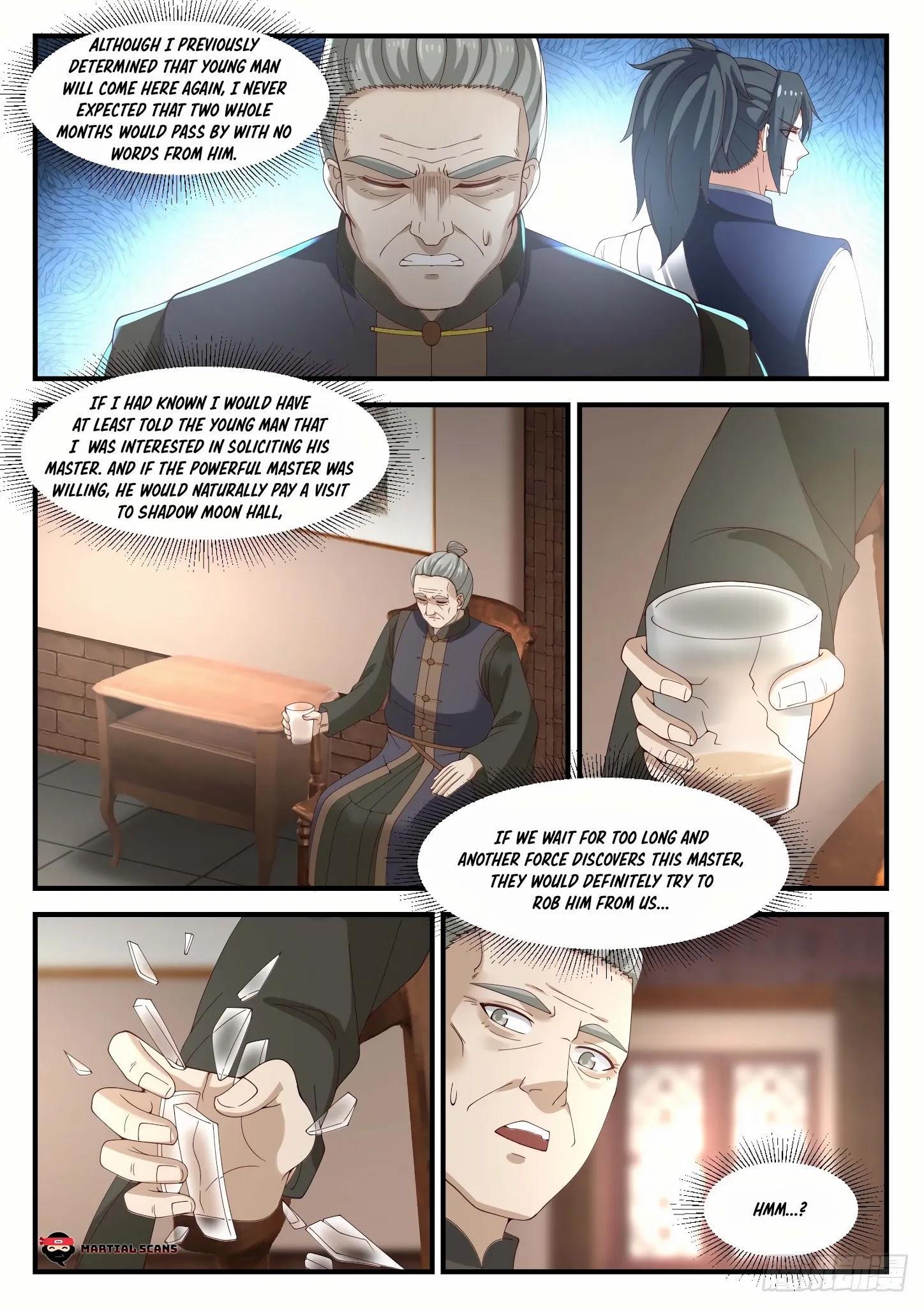 Martial Peak Chapter 999: He Came Again page 10 - Mangakakalots.com