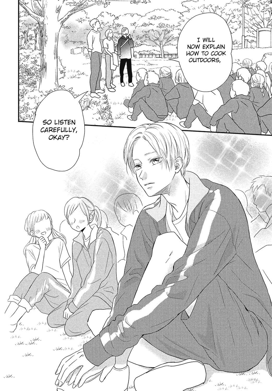 Natsuaki-Kun Wa Kyou Mo Kokuhaku Shitai Chapter 5 page 4 - Mangakakalots.com