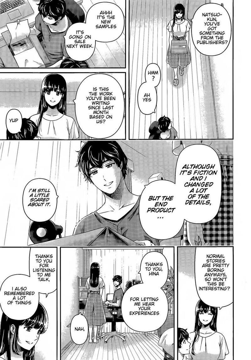 Domestic Na Kanojo Chapter 277: Domestic Girlfriend-End page 16 - Mangakakalot