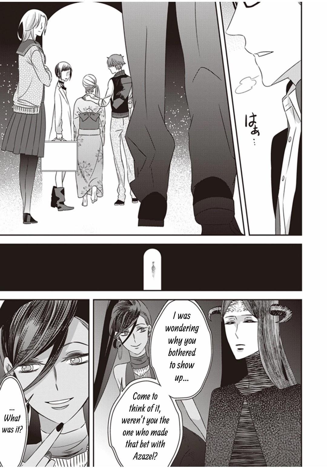 Midnight Occult Civil Servants Chapter 11.2: Demon And Sense Of Loss (Part 4) page 18 - Mangakakalots.com