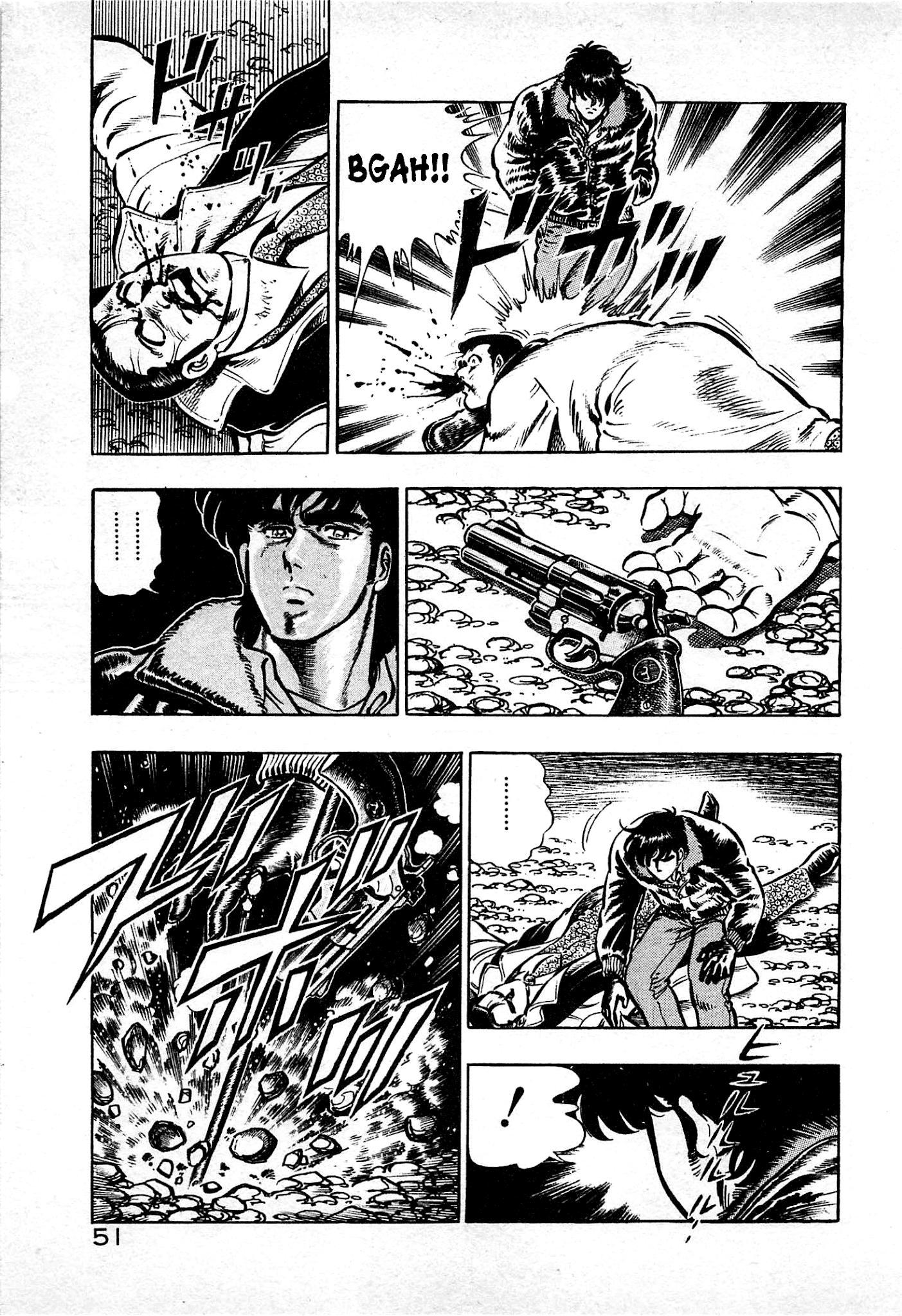 Karate Apocalypse Chapter 8: Secret Fist page 8 - Mangakakalots.com