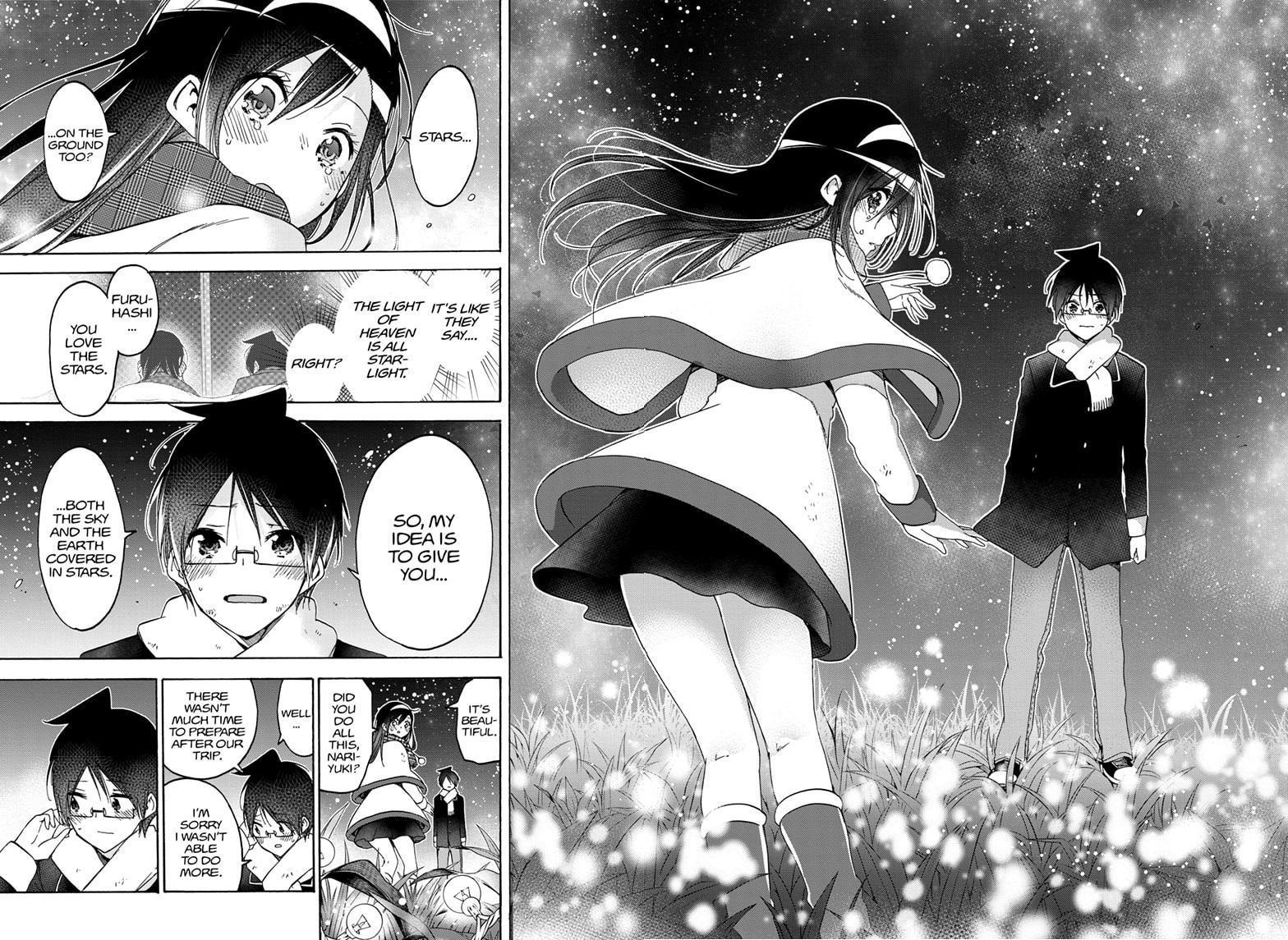 Bokutachi Wa Benkyou Ga Dekinai Chapter 167 page 14 - Mangakakalot