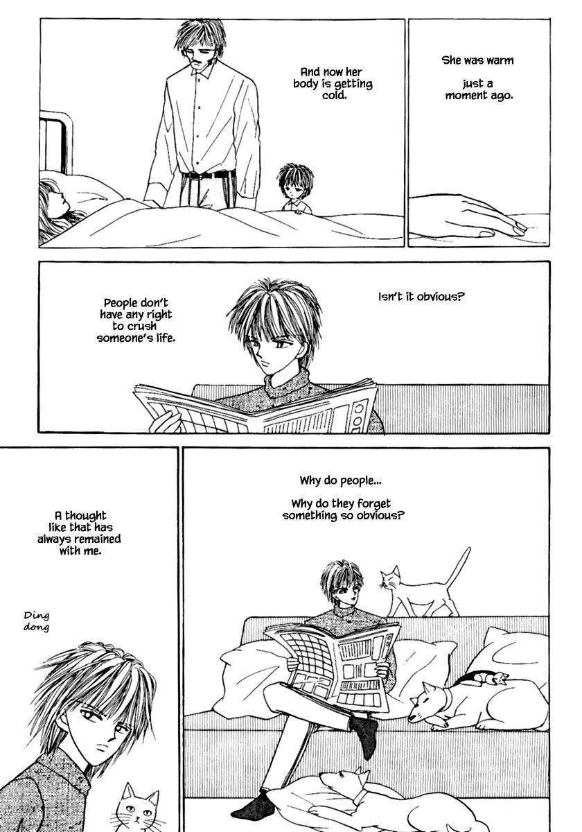 Shi To Kanojo To Boku Chapter 8.2 page 35 - Mangakakalots.com