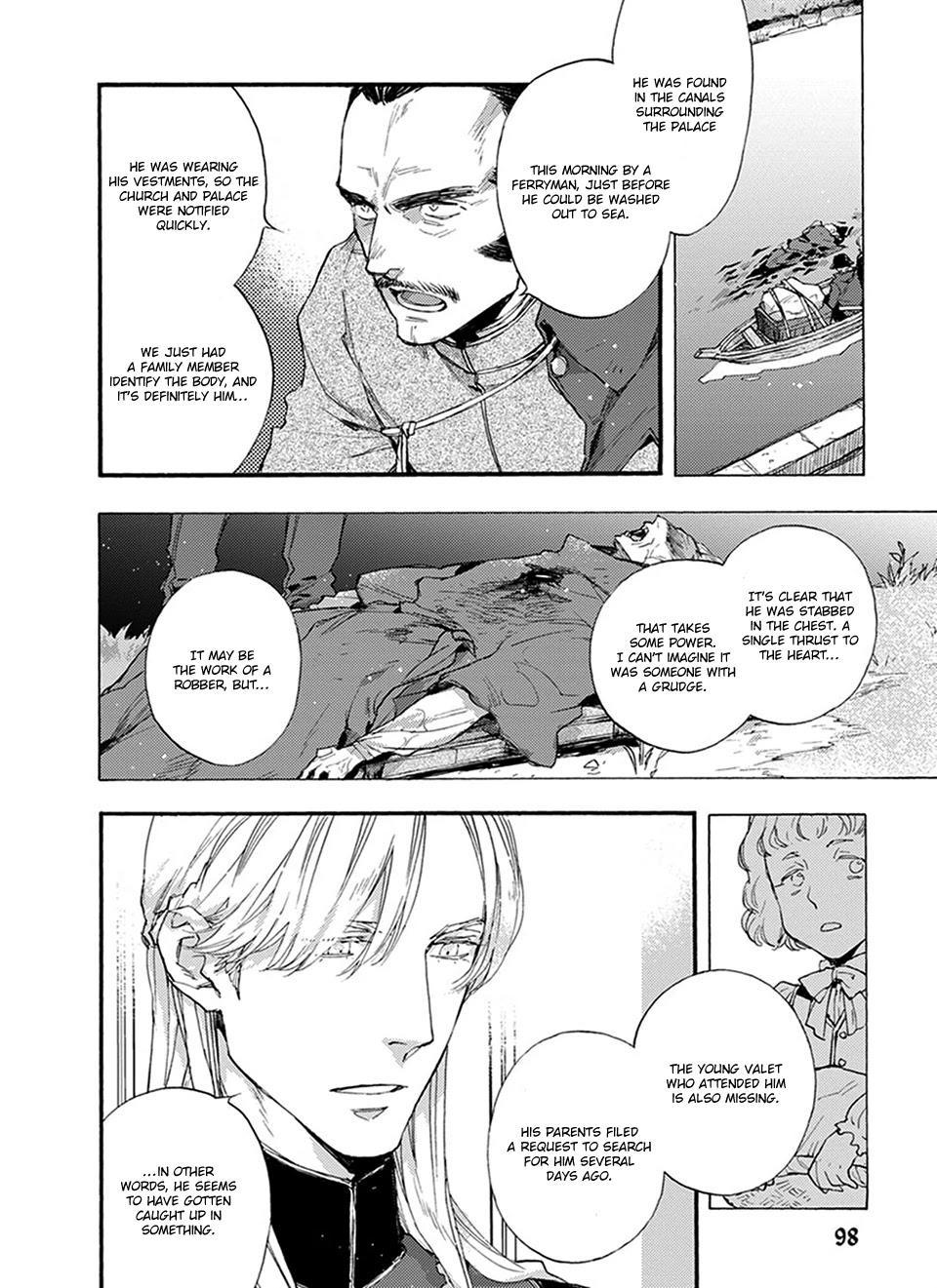 Barbarities Chapter 23 page 5 - Mangakakalots.com