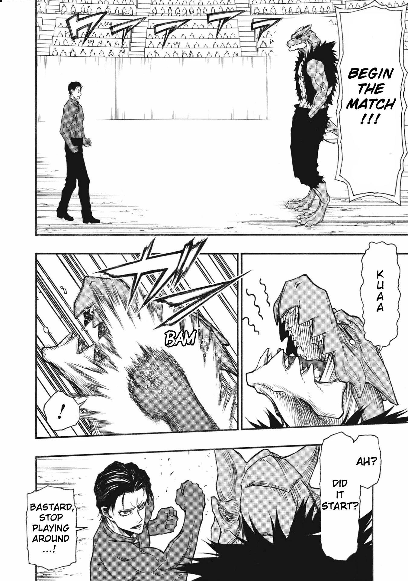 Shinmai Ossan Bouken-Sha, Saikyou Paati Ni Shinu Hodo Kitae Rarete Muteki Ni Naru Chapter 20 page 20 - Mangakakalots.com